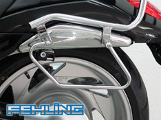 Suzuki M1800 Intruder FEHLING Saddlebag Pannier Support Bars