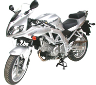 Suzuki SV650 and SV650S 2003~08 SW~Motech Centre Stand