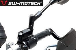 SW MOTECH Yamaha KTM Ducati Mirror Widener Extension