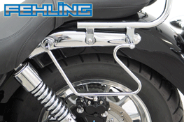 Triumph America 865 FEHLING Saddlebag Pannier Support Bars