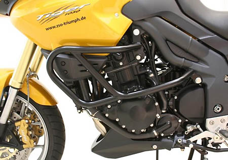 Triumph 1050 Tiger 2007~11 SW~Motech Engine Guard Crash Bar