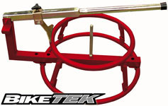 BikeTek Motorcycle Wheel Tyre and Bead Breaker