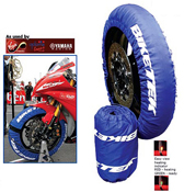 BikeTek 250cc / Supermoto Version BSB Motorbike Tyre Warmers