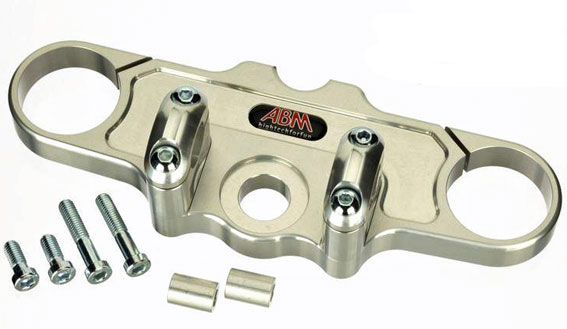 Honda VTR1000 SP1 2000~01 ABM Billet Top Yoke Conversion