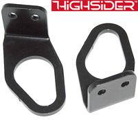 Yamaha Highsider Tail Tidy Adapters for OEM Indicators