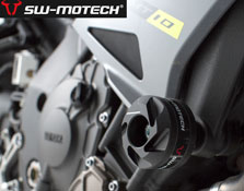 Yamaha MT10 2016~ SW Motech Frame Slider Kit