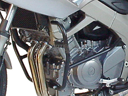 Yamaha TDM900 2002~09 SW~Motech Engine Guard Crash Bar