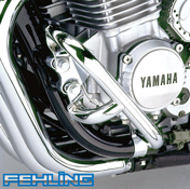 Yamaha XJR1200 XJR1300 1995~14 Fehling Chrome Engine Protection Bars