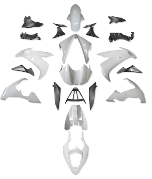 Yamaha YZF R1 2004~06 ABS Bodywork Fairing Set