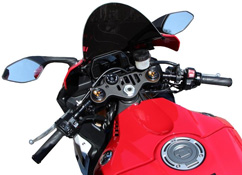 Yamaha YZFR1 2015~ ABM Multiclip Sport Adjustable Clip On Comfort Kit