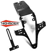 Yamaha YZF R125 2008~13 Highsider Tail Tidy Number Plate Bracket