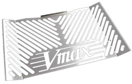 Yamaha Vmax 1985~06 Zieger Stainless Radiator Cover Guard