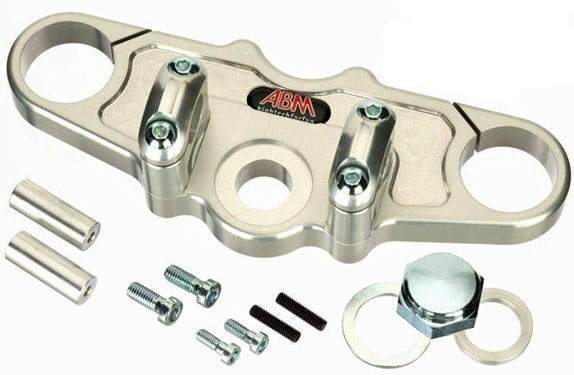 Kawasaki ZZR1100 1993~01 ABM Billet Streetfighter Top Yoke